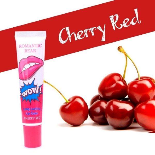 Màu Cherry Red