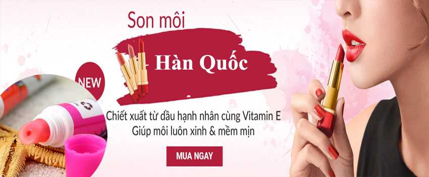 Son xam WOW Han Quoc
