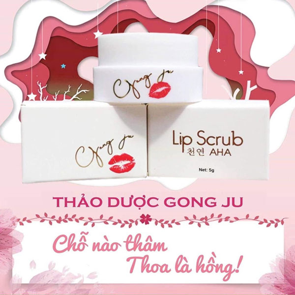 U moi Lip Scrub