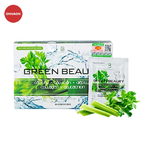 Giảm cân cần tây Green Beauty