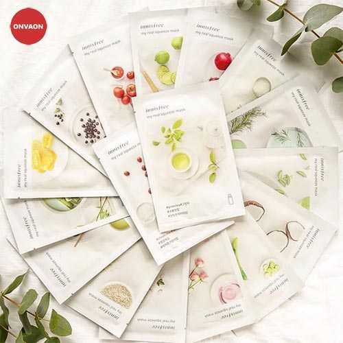 Mặt Nạ Giấy – Innisfree My Real Squeeze Mask