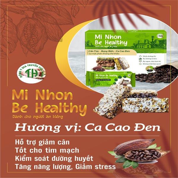Bánh ăn kiêng Mi Nhon Be Healthy ảnh 3