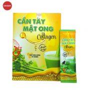 Can tay mat ong Collagen