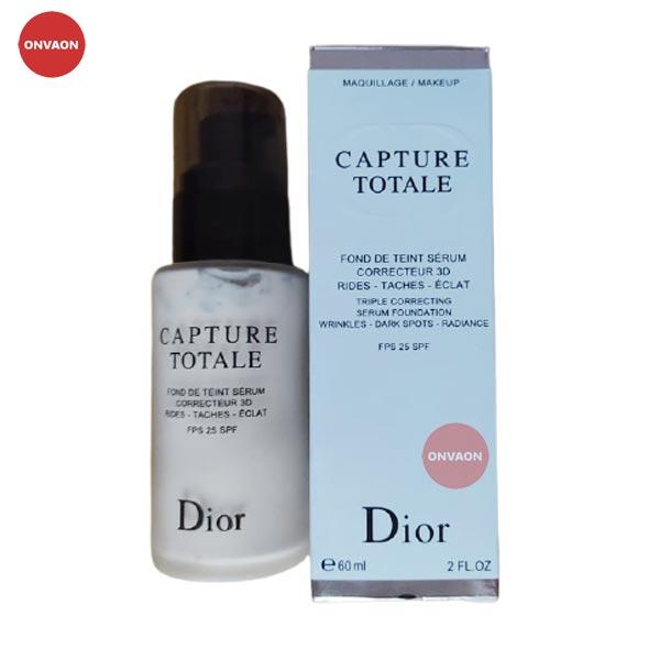 Kem nền Dior Capture