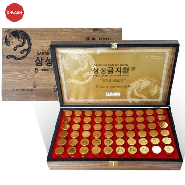 Bổ não Samsung Gum Jee Hwan Hàn Quốc