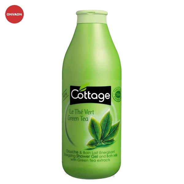 Sữa tắm Cottage Trà xanh của Pháp