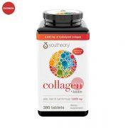 Viên uống Youtheory Collagen + Biotin của Mỹ