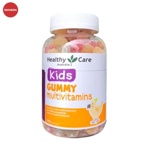 Kẹo dẻo bổ sung Vitamin cho bé Healthy Care