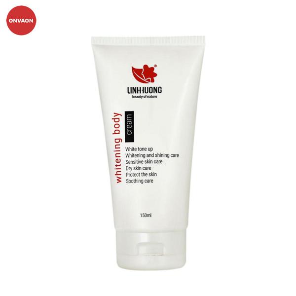 Kem dưỡng trắng da Whitening Body Cream